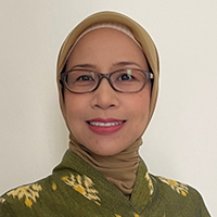 Ms. Andi Sitti Asmayanti