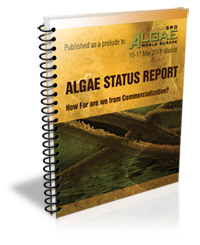 Algae Status Report - How Fare are we from Commercialization?