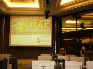 3rd Algae World Asia 2010