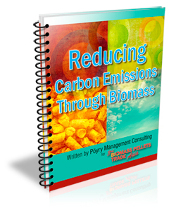 Reducing Carbon Emissions Through Biomass white paper by Rickard Frithiof, Pöyry Management Consulting