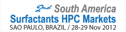 2nd South America Surfactants HPC Markets,