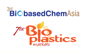 3rd BiobasedChem Asia & 7th BioPlastics Markets