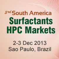 3rd South America Surfactants HPC Markets
