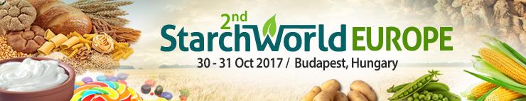 2nd Starch World Europe