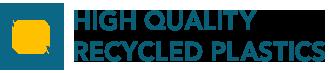 High Quality Recycled Plastics -  Achieving Maximum Value,