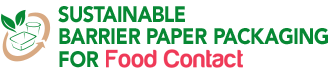 Sustainable Barrier Paper Packaging for Food Contact,