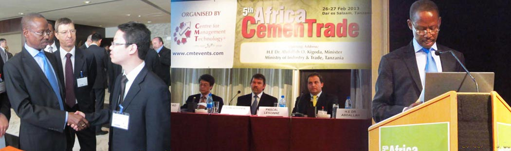 5th Africa CemenTrade Conference